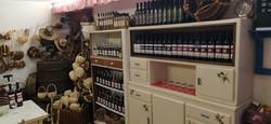 Destillerie mit naturbelassenen Produkte