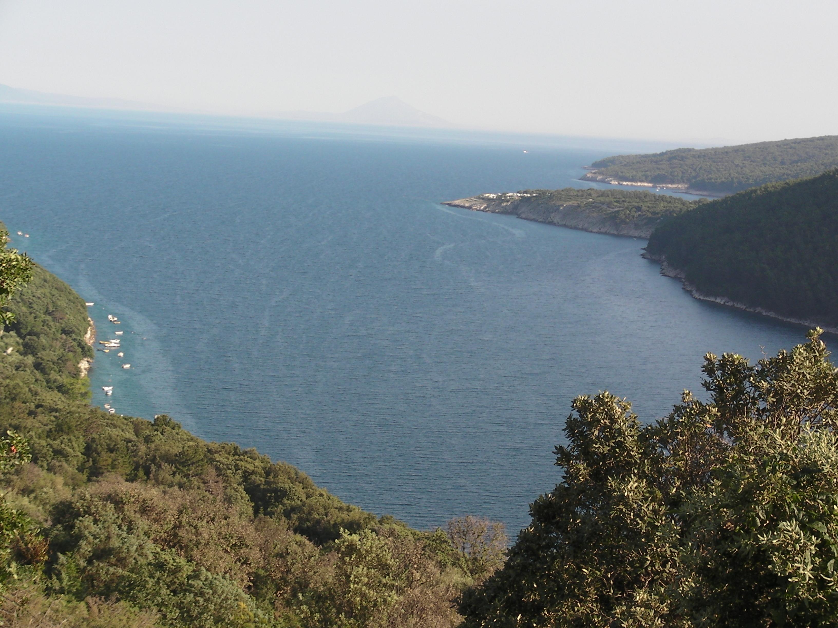 Blick auf die Bucht Duga Uvala