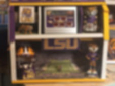 LSU - 2 Barns built for. Louisiana Child