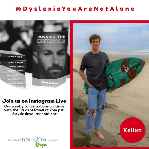 Dyslexia, Skiing and Surfing