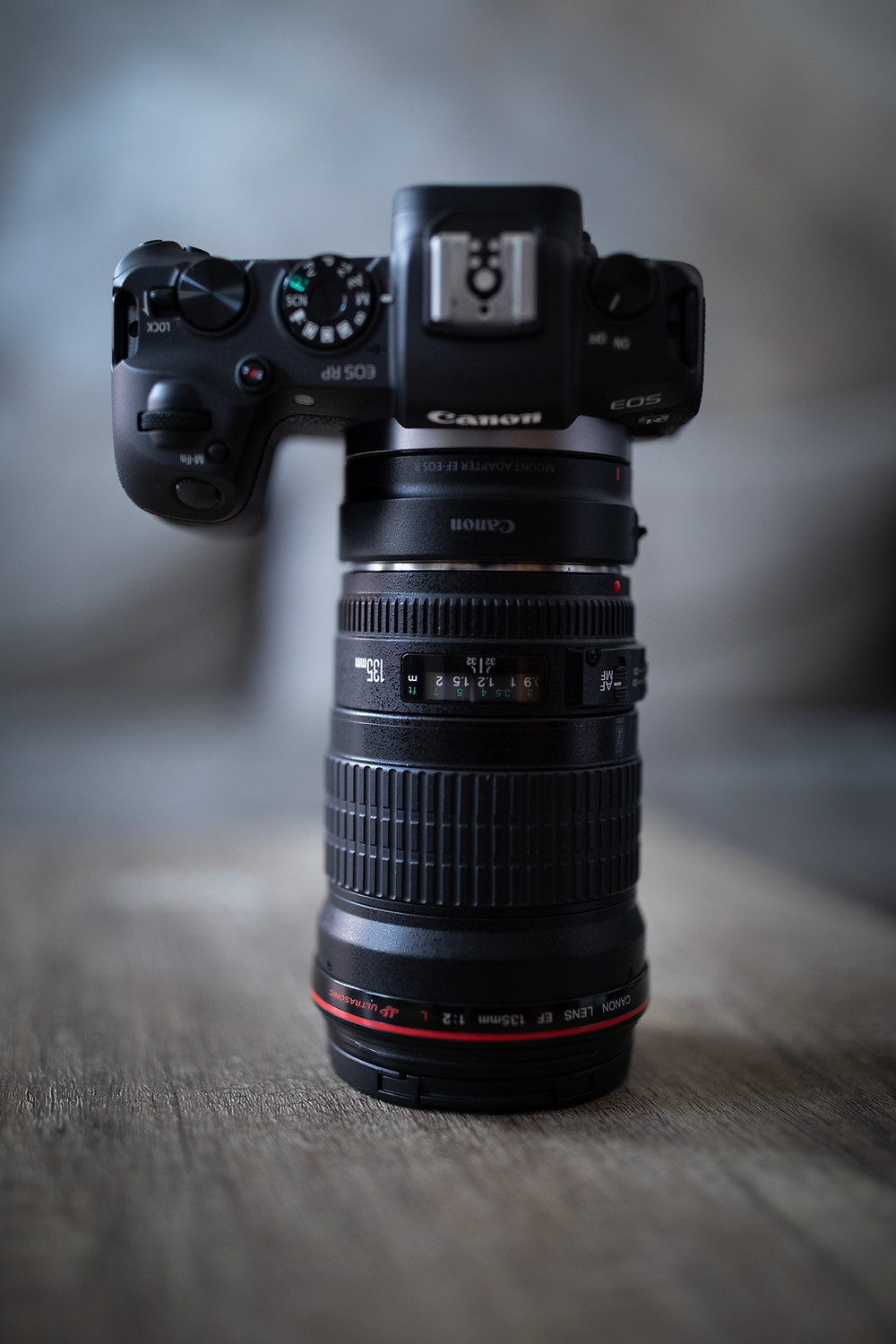 Canon EOS RP  35mm Adapter