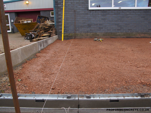 proform-setup and parking area 001 of 02