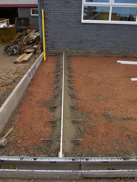 proform-setup and parking area 010 of 02