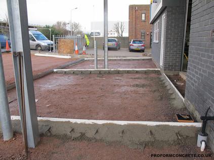proform-setup and parking area 012 of 02