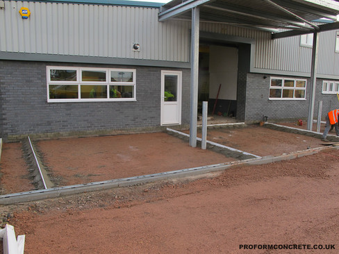proform-setup and parking area 013 of 02