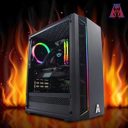 Revolve Mid Tower Chassis *No 3090 Support*
