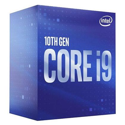 Intel Core I9-10900 CPU, 1200, 2.8 GHz (5.2 Turbo), 10-Core, 65W