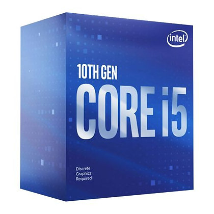 Intel Core I5-10500 CPU, 1200, 3.1 GHz (4.5 Turbo), 6-Core, 65W