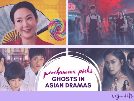 The Supernatural: Ghosts in Asian Dramas