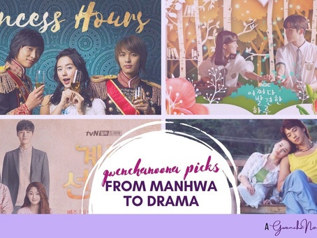"""From """"Manhwa"""" to Drama: Drawings Come to Life"""