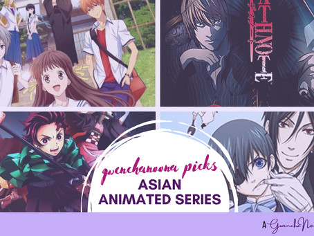 The Supernatural in Asian Animated Series