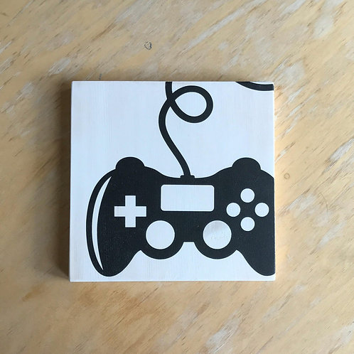 Wall Hanging - Game Controller