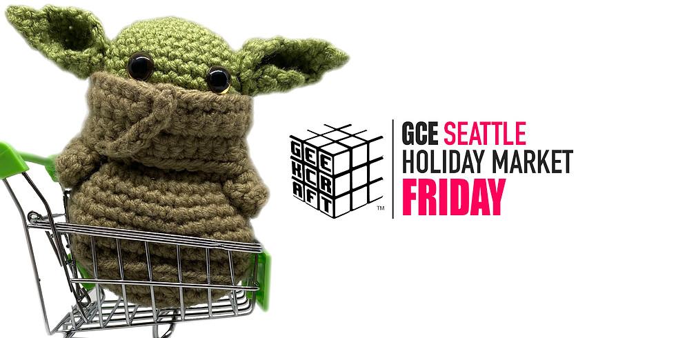 Friday | GCE SEATTLE Holiday Market 2020
