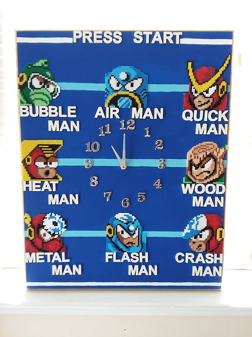 Pixel Time Clocks