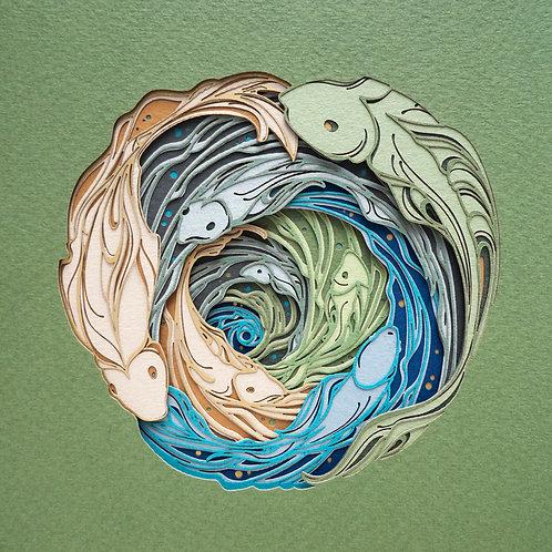 Art by Hazel Glass