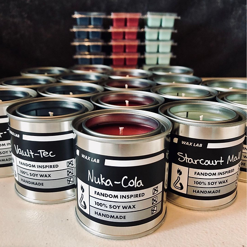 Wax Lab Candle Company