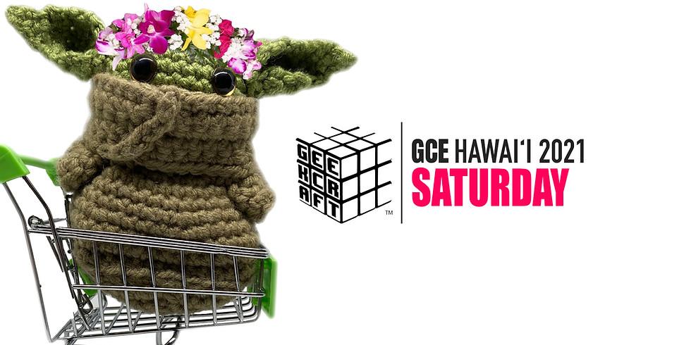 GeekCraft Expo HAWAI'I 2021   SATURDAY