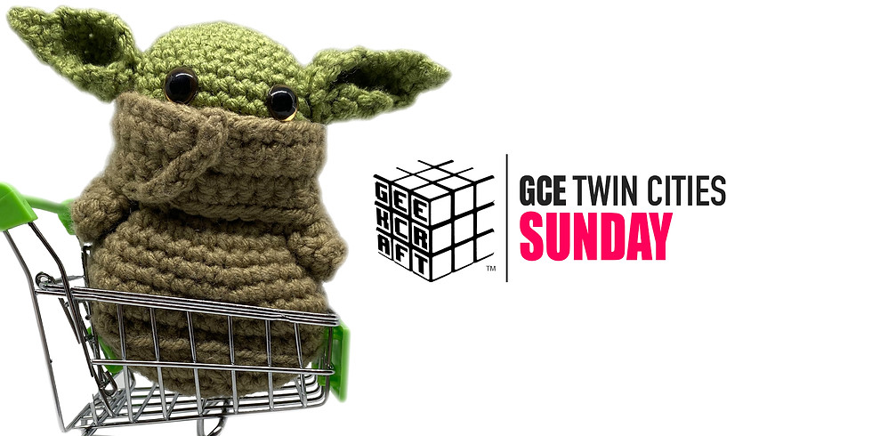 GeekCraft Expo TWIN CITIES 2021 | SUNDAY