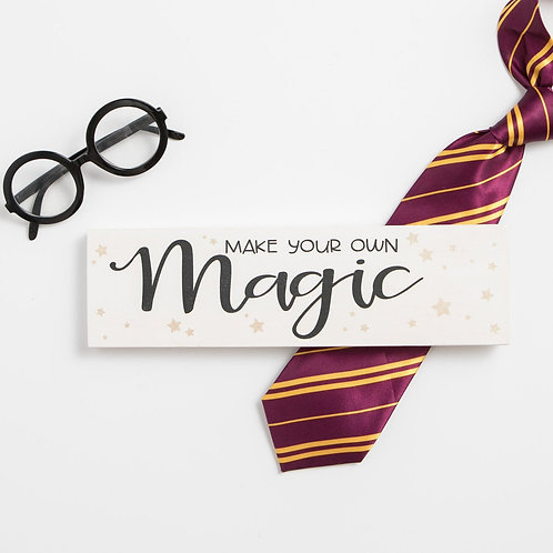 Wall Hanging - Make Your Own Magic