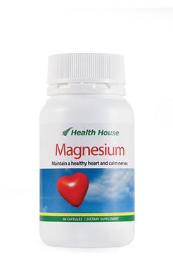 鎂睡心  Magnesium