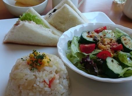 三島 ハピネス カフェでのんびりいいですよね