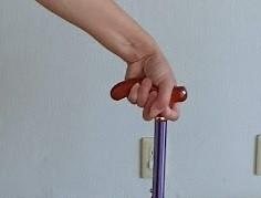 杖ヨガで使用した杖は静岡の杖専門店ぱあとなぁさんで購入できますよ