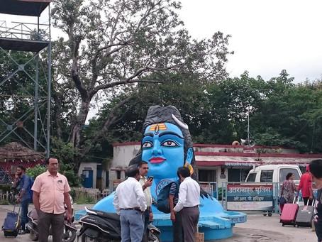 ハリドワール Hotel Krishna Ji