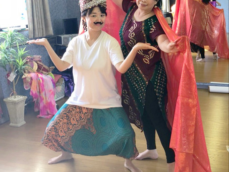 富士宮 Studio SHAPLA~シャプラ ボリウッドダンス