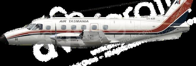 Air Tasmania - Embraer EMB110P1 - L2 any5combo