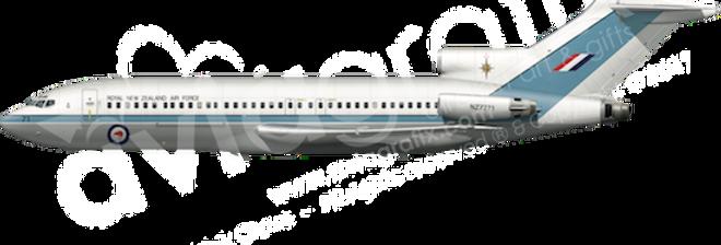 RNZAF - Boeing 727-22C - L3 any5combo