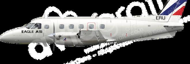 Eagle Air - Embraer EMB110P1 - L3 any5combo