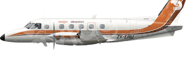 Eagle Air - Embraer EMB110P1 - L1 any5combo