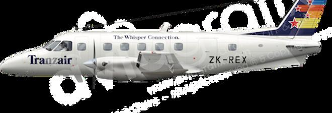 Tranzair - Embraer EMB110P2 - L3 any5combo