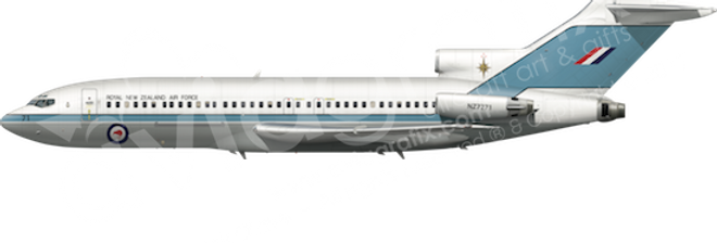 RNZAF - Boeing 727-22C - L2 any5combo