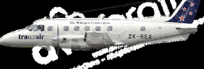 Tranzair - Embraer EMB110P2 - L2 any5combo