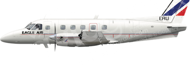 Eagle Air - Embraer EMB110P1 - L4 any5combo