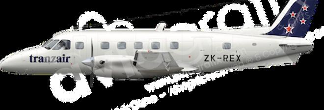 Tranzair - Embraer EMB110P2 - L1 any5combo