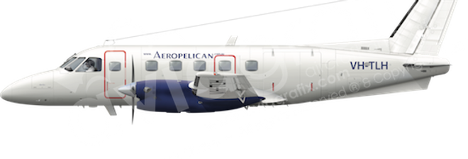 Aeropelican - Embraer EMB110P1 - any5combo