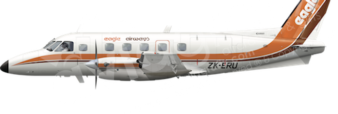 Eagle Air - Embraer EMB110P1 - L2 any5combo