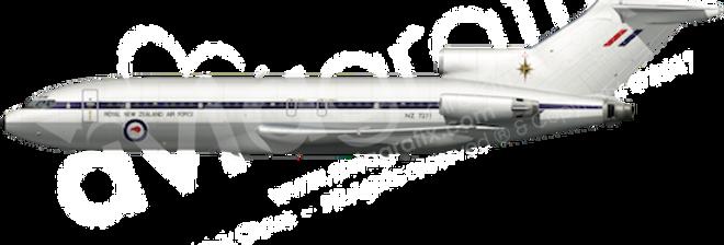 RNZAF - Boeing 727-22C - L1 any5combo