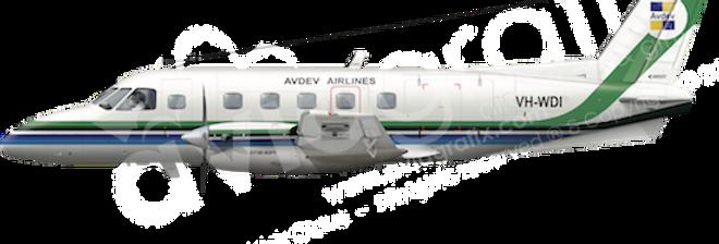 AVDEV - Embraer EMB110P1 - any5combo
