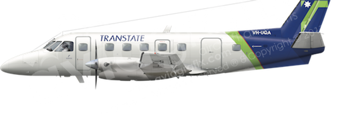 Transtate - Embraer EMB110P2A - any5combo