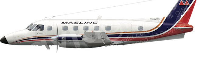 Masling Airlines - Embraer EMB110P2 - any5combo