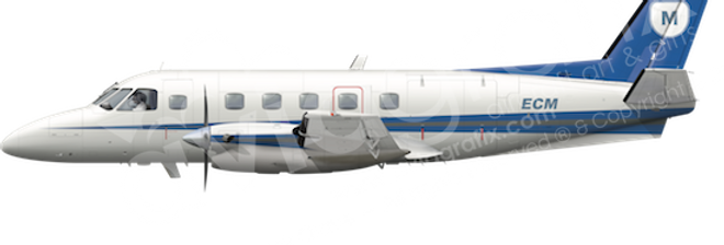 Menzies - Embraer EMB110P1A - any5combo