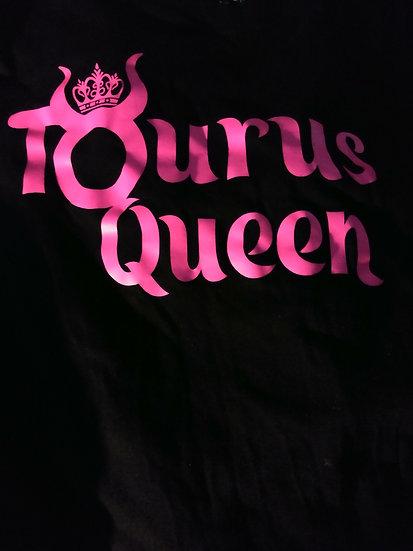 Zodiac Queen Tee