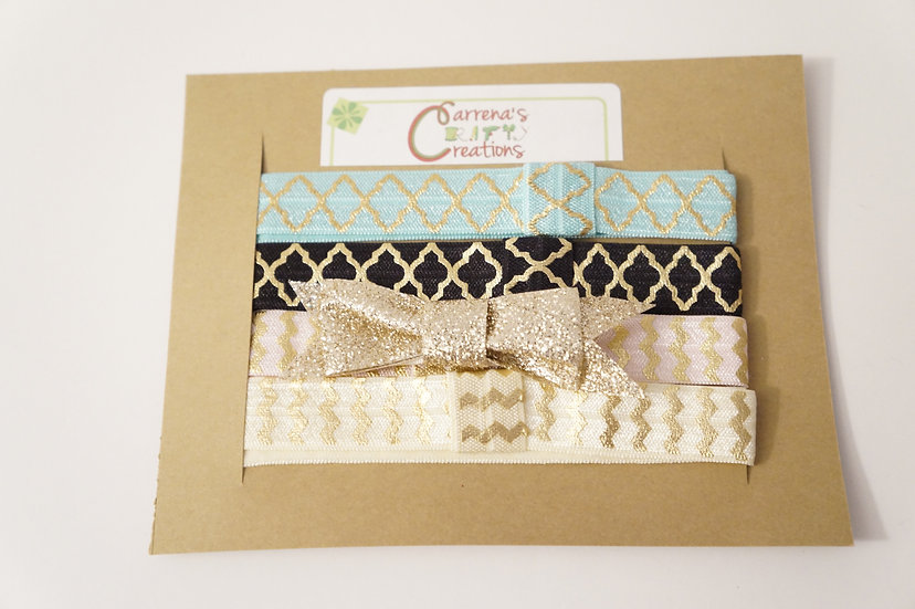 Luxe Baby Headband Collection