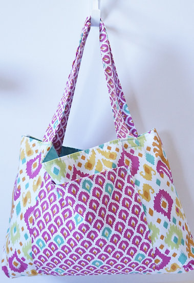 Citrus Crush Tote Bag