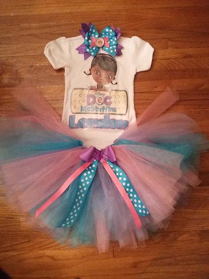 Infant Tutu Set-Newborn to 18 mos