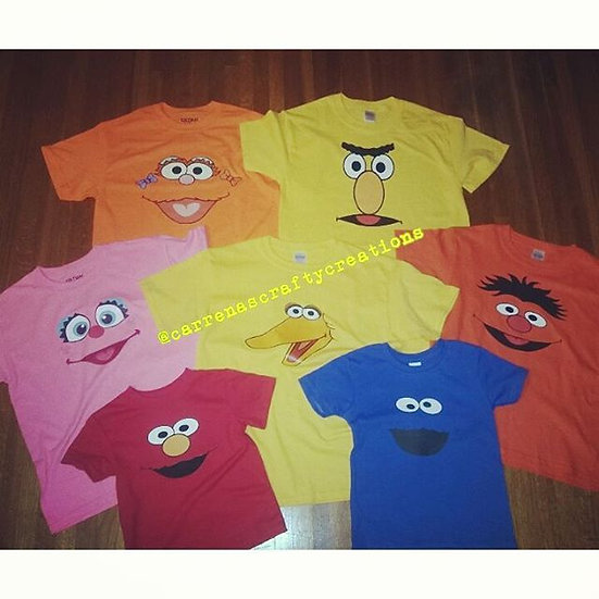 Child Character Tee