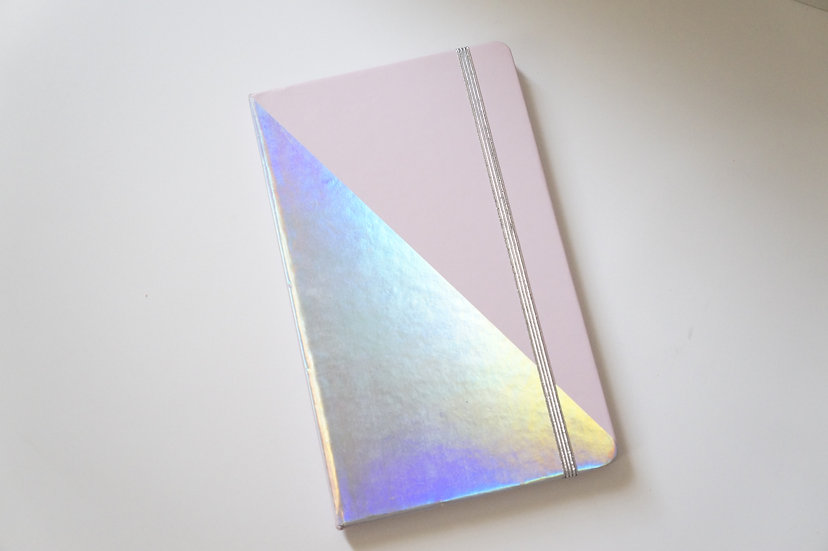 Two-Toned Holographic Journal